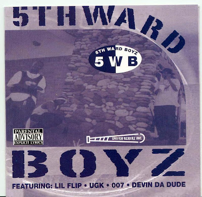 5th Ward Boyz – Word Is Bond (CD) (2002) (320 kbps)