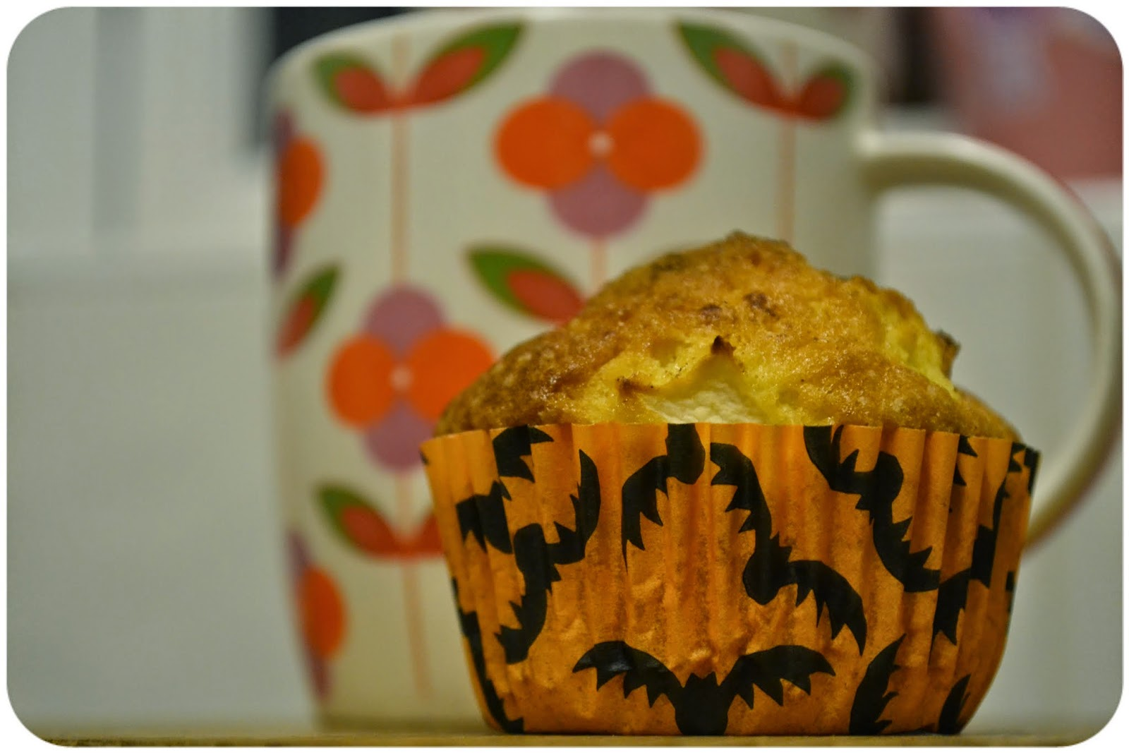 apple & cinnamon cup cake