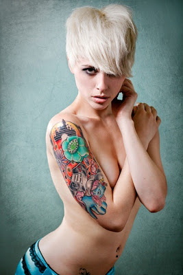 Tattoos Women