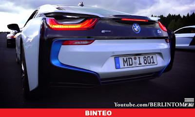 BMW i8 Vs. AUDI R8