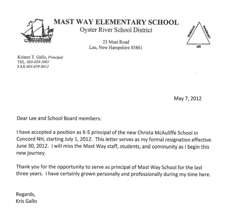 Orcsd Clean Slate: Mast Way Principal Kris Gallo Resigns