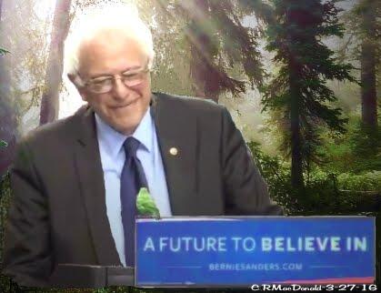 Bernie & The Bird