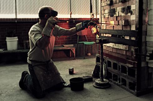 kiln firing medicine hat alberta photography