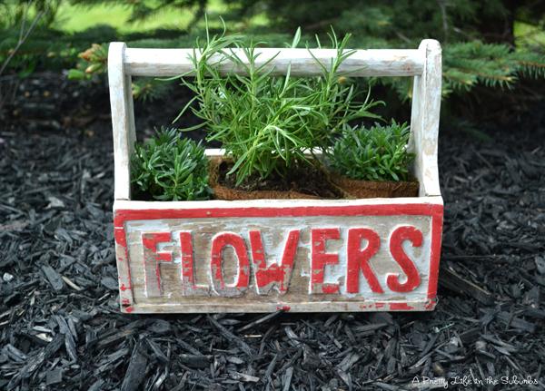 Creative Planter Ideas