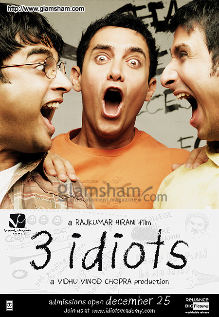 3 Idiots full movie