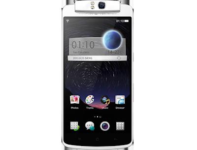 Oppo N1 Camera smartphone