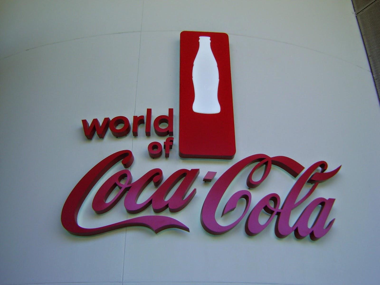 Que visitar en Atlanta, Word of Coca Cola