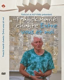 Franck Marié chante