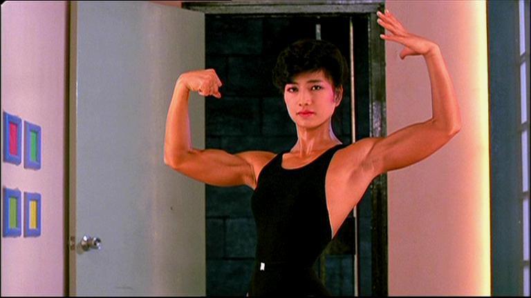 マッチョほどではない筋肉質の美女の画像☆24 YouTube動画>9本 ->画像>327枚