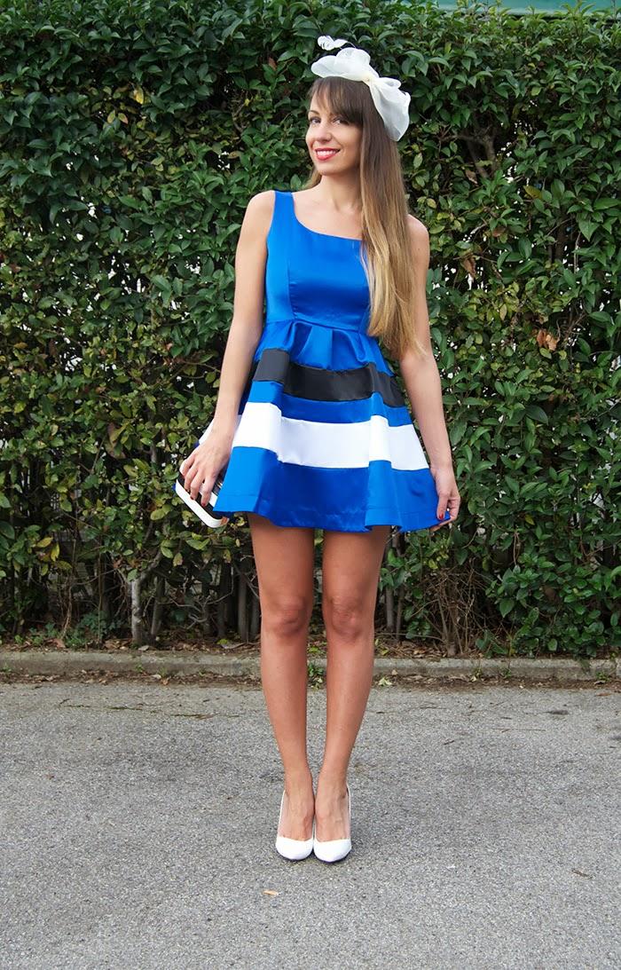 abito bluette