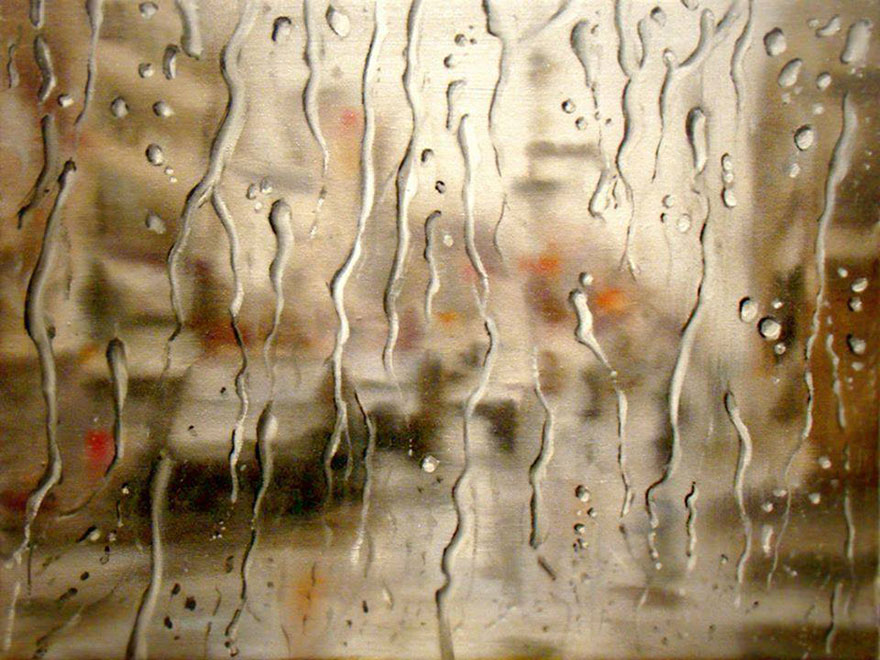 09-Francis-McCrory-Photo-Realistic-Rainy-Windshield-Paintings-www-designstack-co