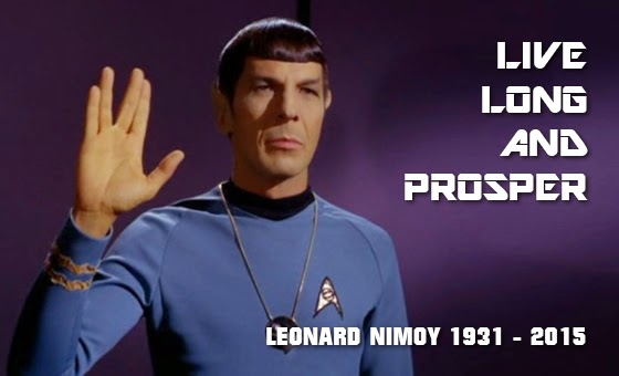 In Memoriam: Leonard Nimoy Live Long and Prosper