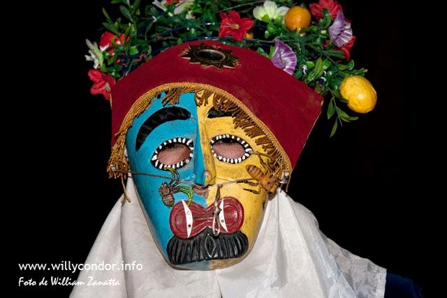 Huanca, danza guerrera