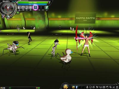 GhostX Ultimate - Using An Arrow Skill