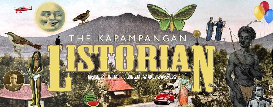 The Kapampangan Listorian