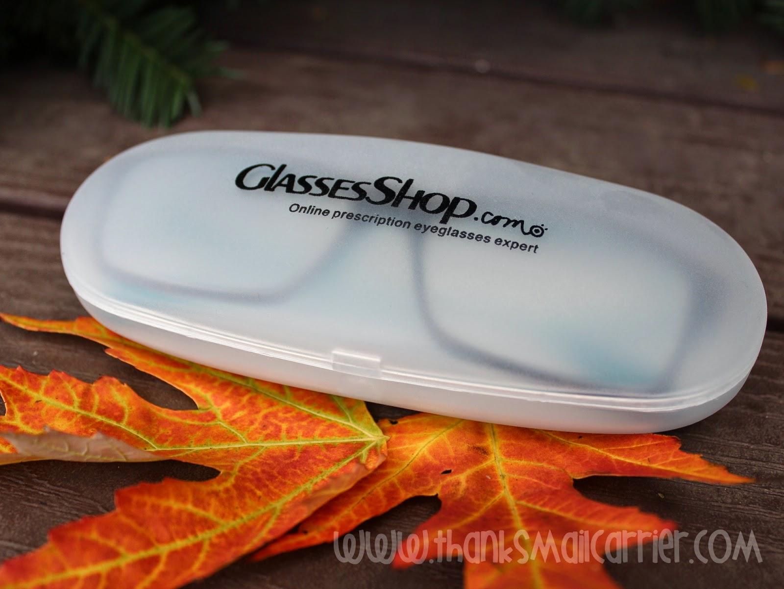 GlassesShop.com order