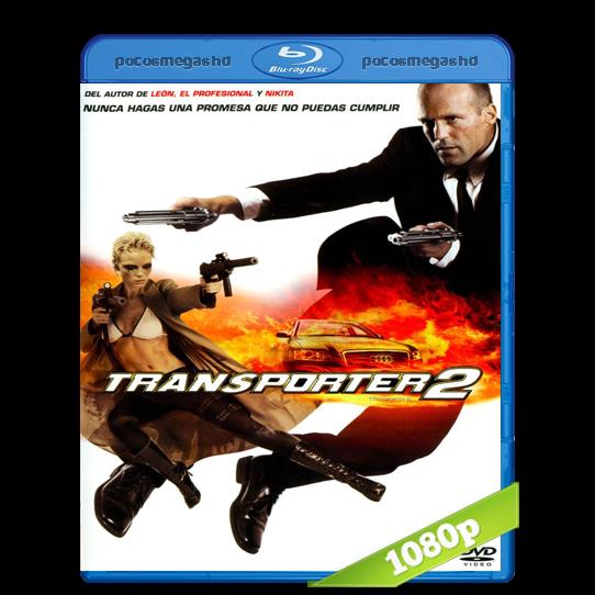 EL TRANSPORTADOR 2 (2005) BRRIP 1080P AUDIO DUAL LATINO 5.1/INGLES
