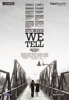 locandina film Stories We Tell