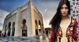 Mausoléu de Mohammed V (Túmulo do Rei Hassan II) - Rabat, Marrocos