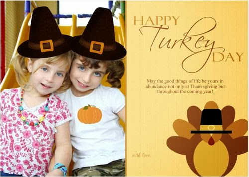 Best Free Thanksgiving Greeting Card Poems