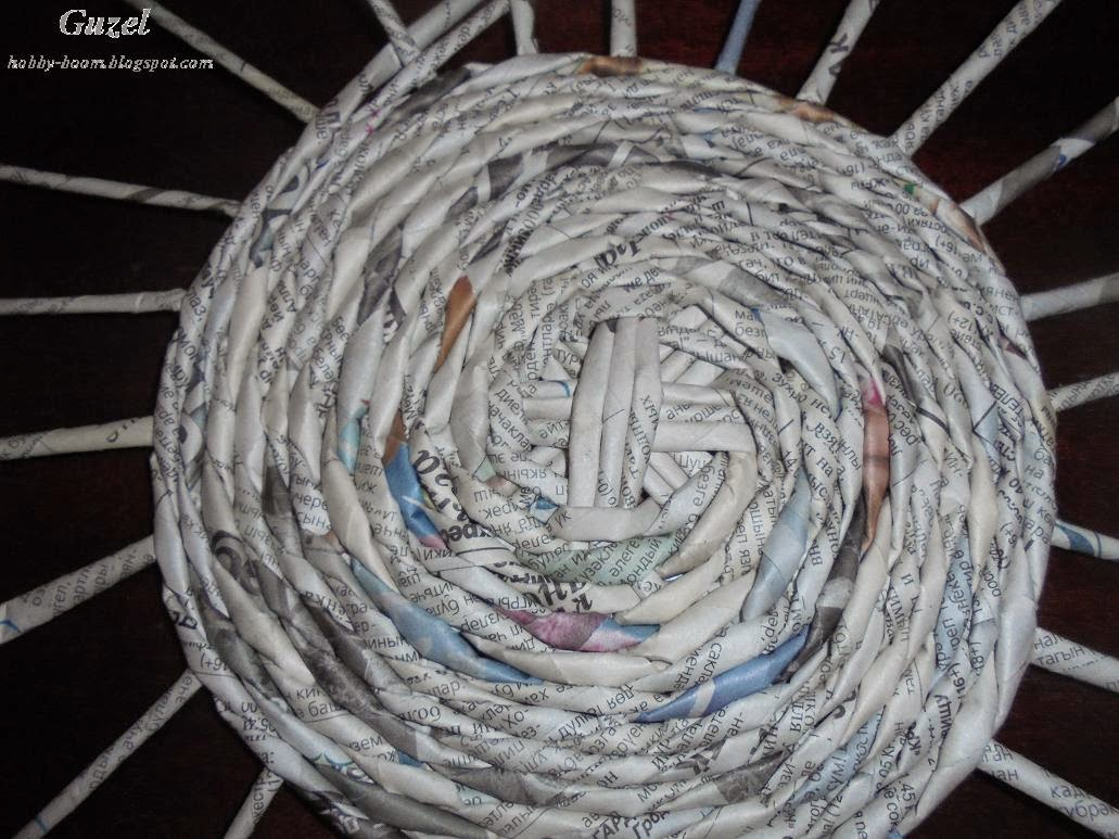 плетеное дно