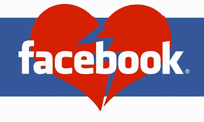 How To Not Let Facebook Ruin Your Relationship - broken heart