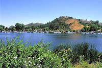 View of Westlake Lake