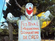 II Festival Internacional Diamantino de Circo