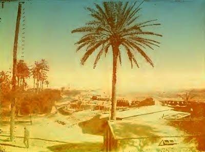 Tripoli, trincee a Bu Melima