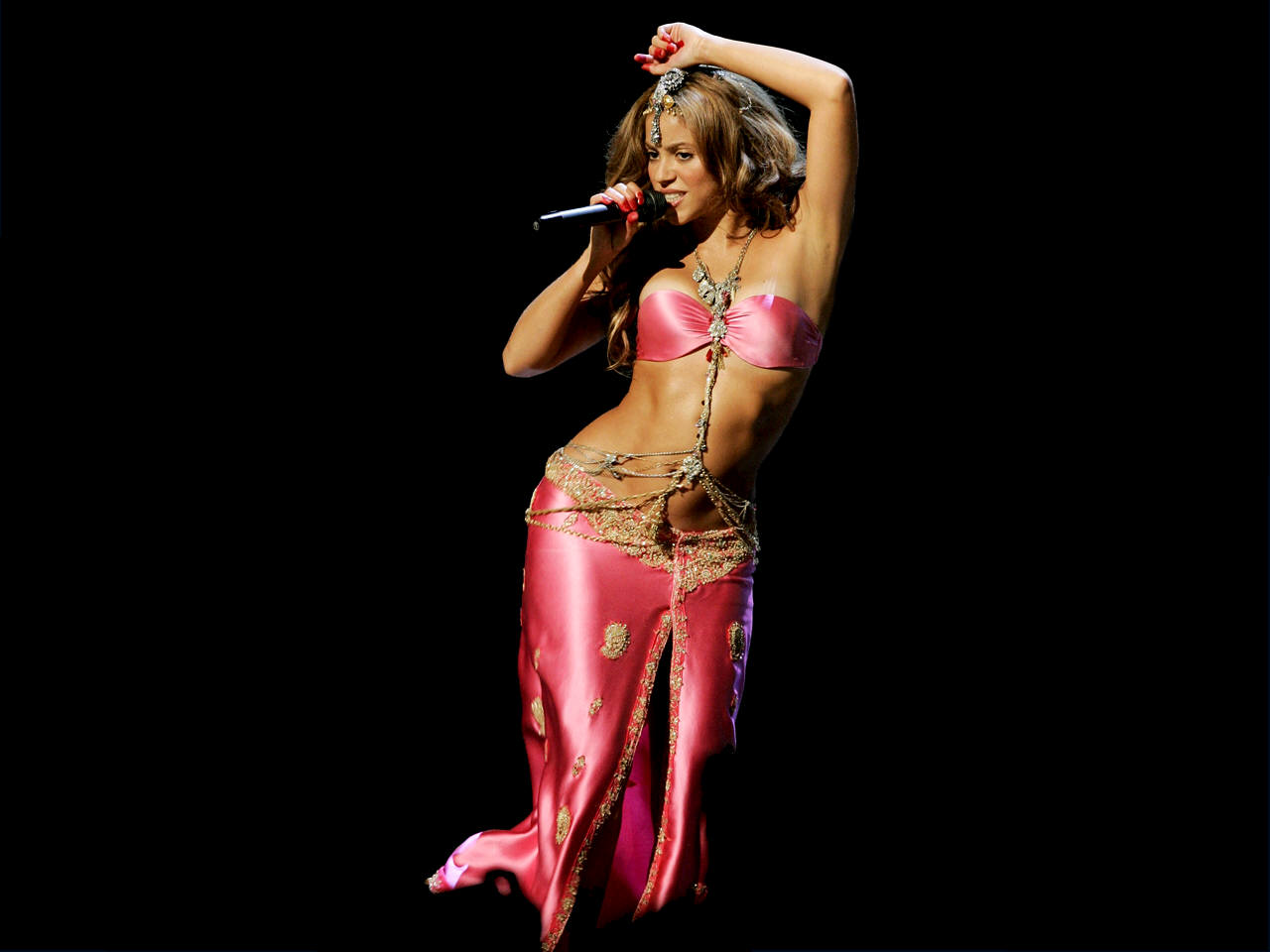Shakira Belly Dance