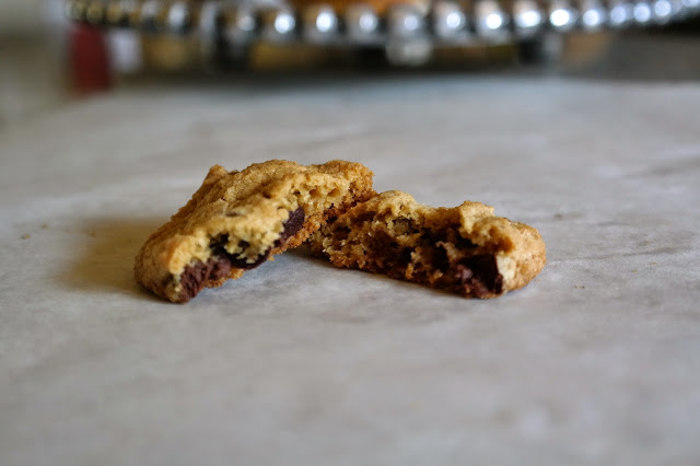 ... CHIP COOKIE EVER. She has a fabulous blog called Savory Sweet Life