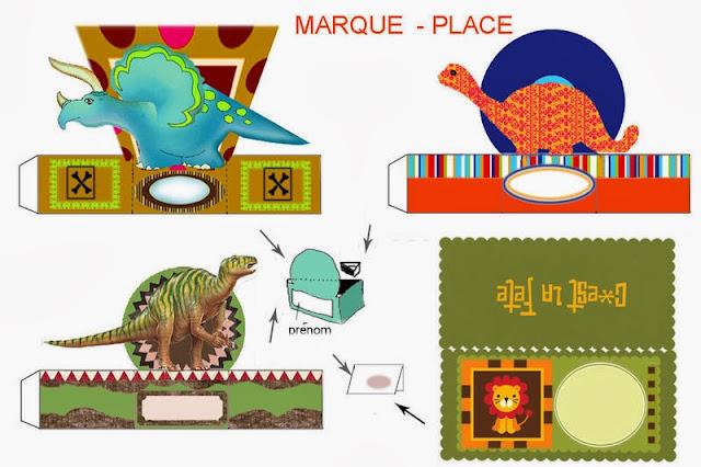 Kit de Dinosaurios para Imprimir Gratis. | Ideas y material gratis ...