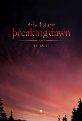 The Twilight Sage: Breaking Dawn - Part 1 Poster