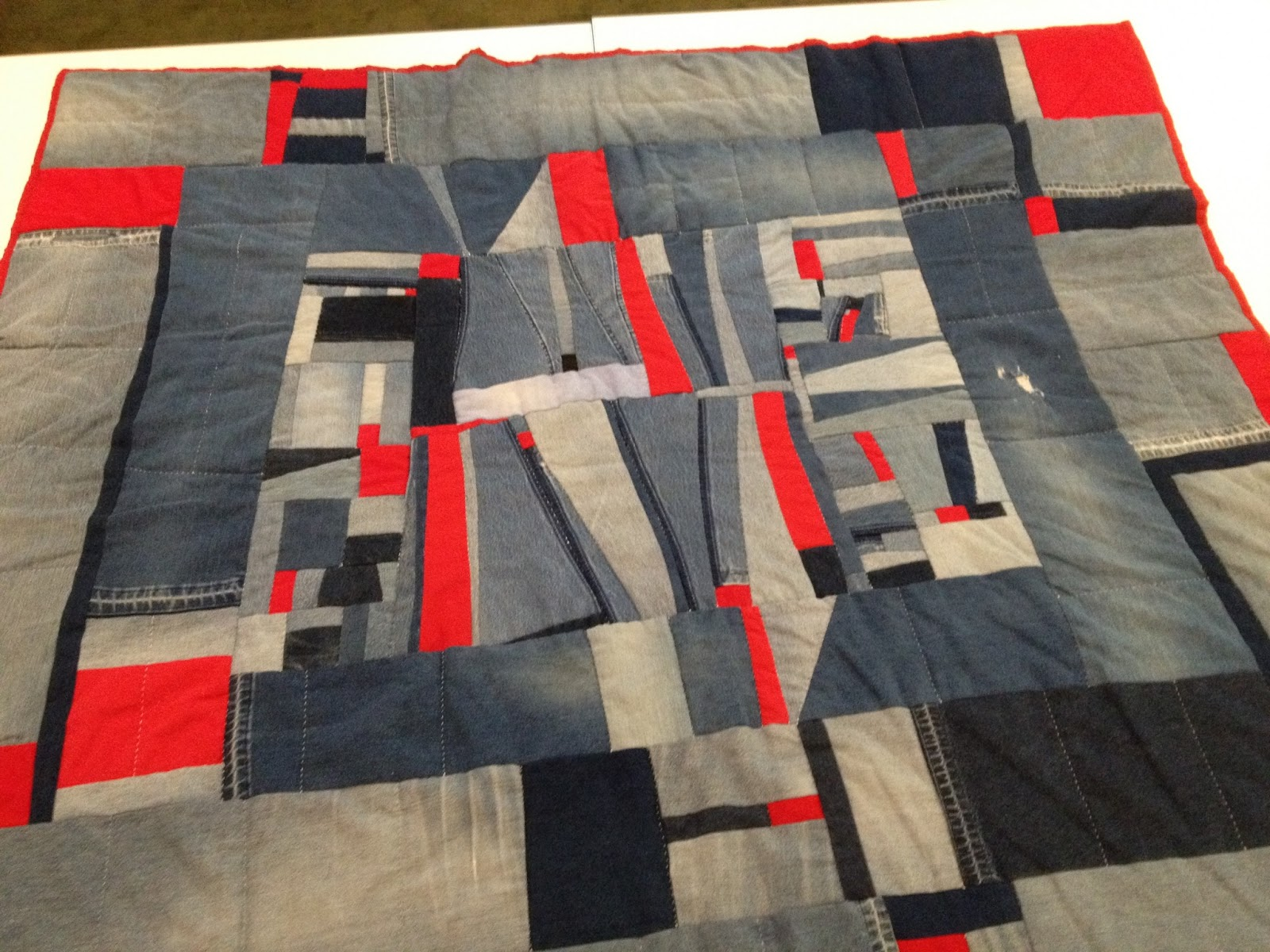 Dc Modern Quilt Guild Gees Bend Inspiration