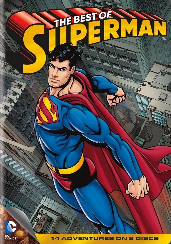Download - O Melhor do Superman – DVDRip AVI Dual Áudio + RMVB Dublado