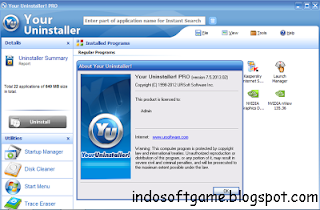 Download Your Uninstaller! Pro 7.5.2013.2 Full + Serial
