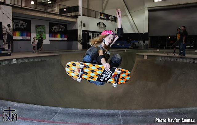 Beverly Flood, Girls Combi Classic, Vans Skatepark
