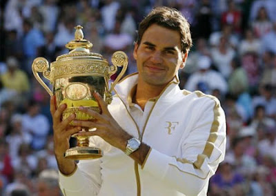 Tennis  Star Roger Federer Wiki & Hot Pics