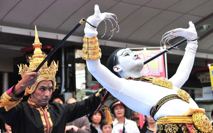 Thailand-Japan Friendly Ties - Nagamasa Festival