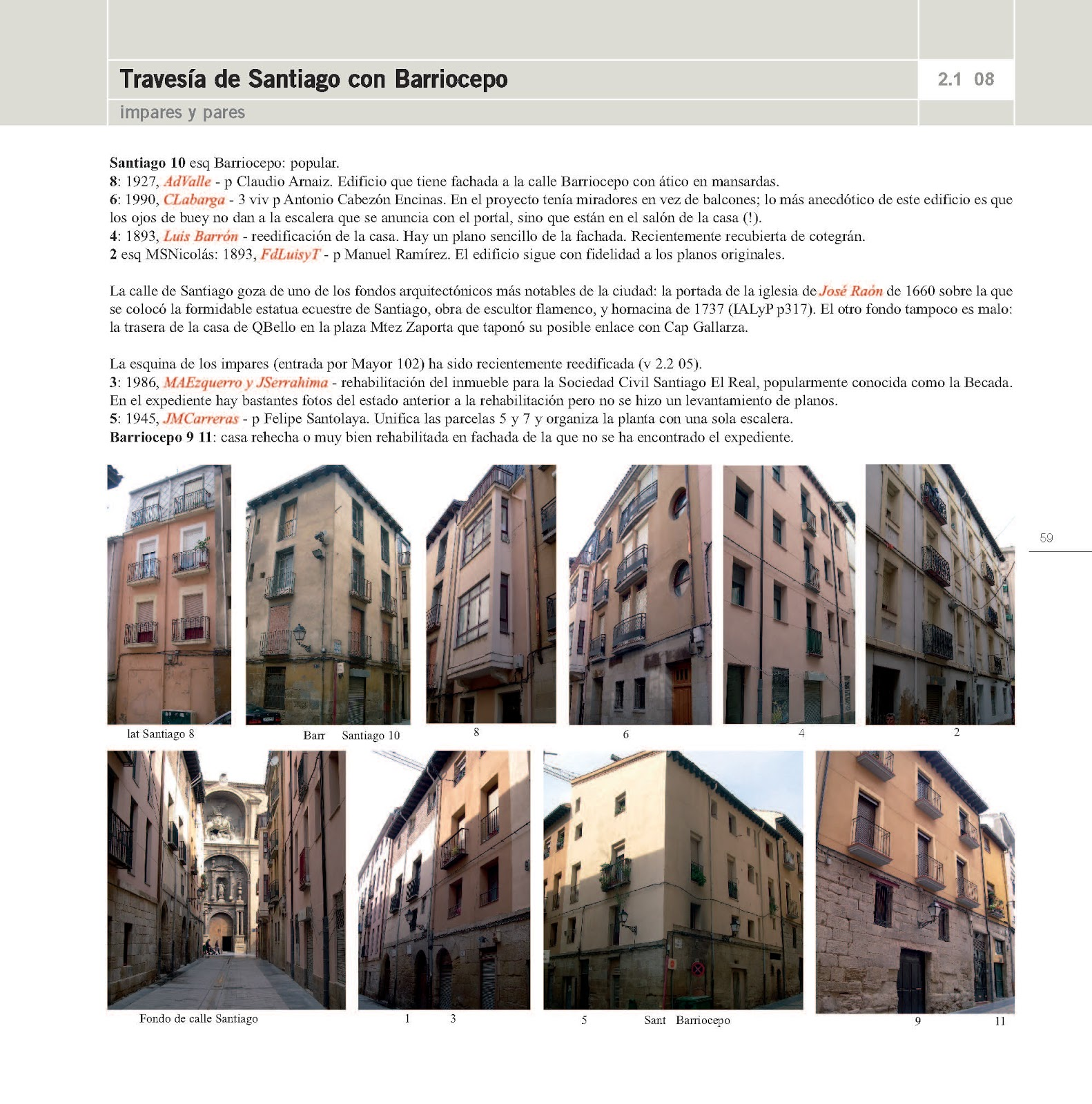 Guia de arquitectura de logro o paginas 2 1 08 travesia for Paginas arquitectura