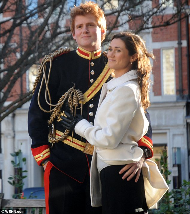 Pippa Bands: So The Rumours Were True! Pippa And Prince Harry Pictured