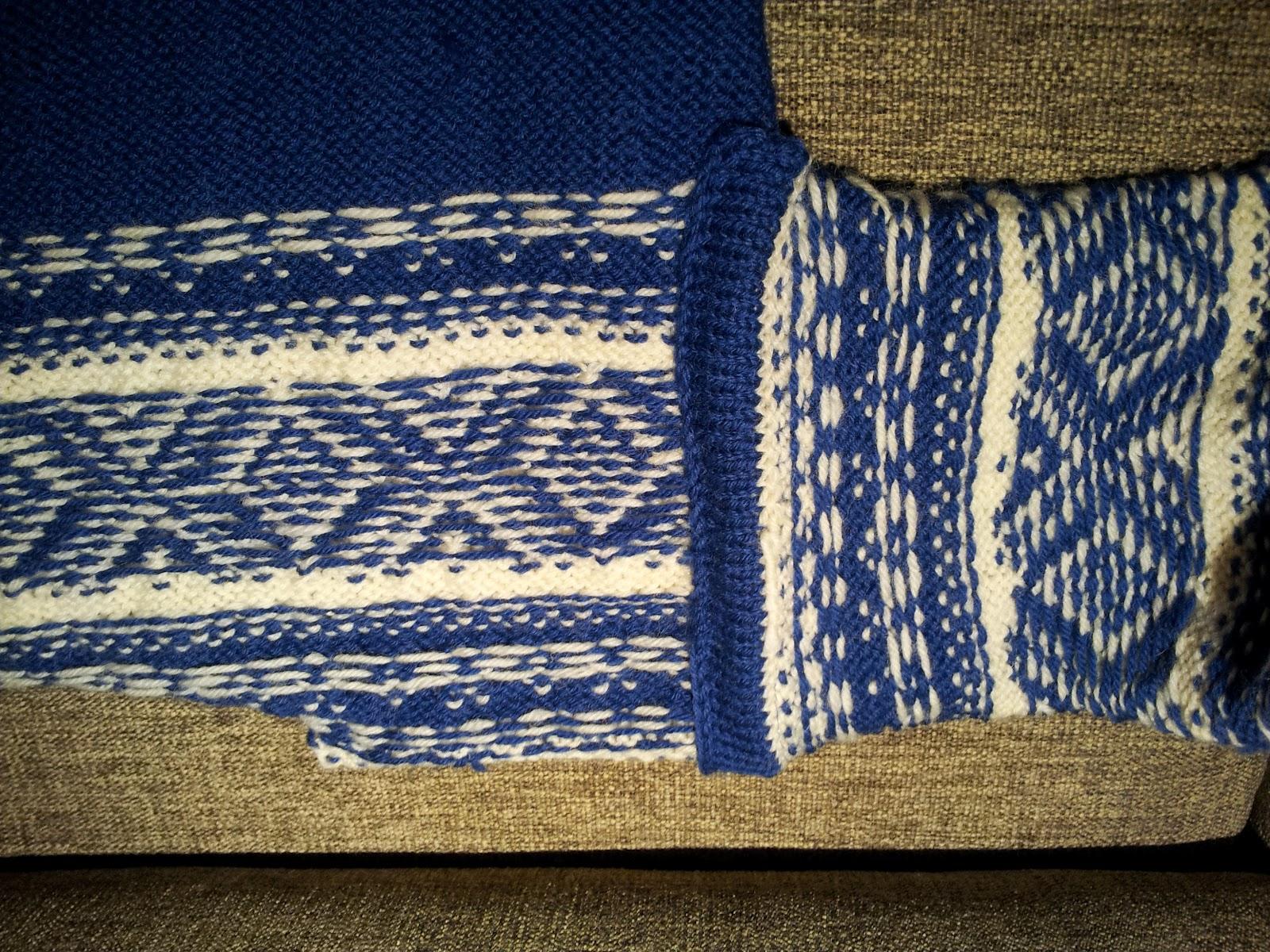 vaske eller dampe strikketøy