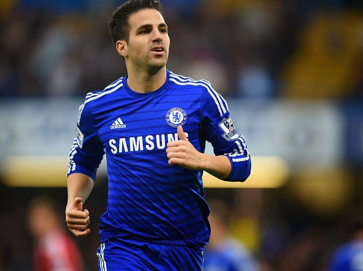 Fabregas says Chelsea must win trophies this season