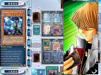 Yu-Gi-Oh Power of Chaos: Kaiba the Revenge Screenshots 1