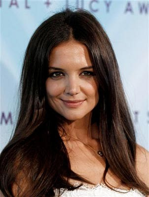young katie holmes