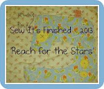 Sew it's finished UFO challenge