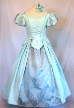 Princess Ariel Green Dress