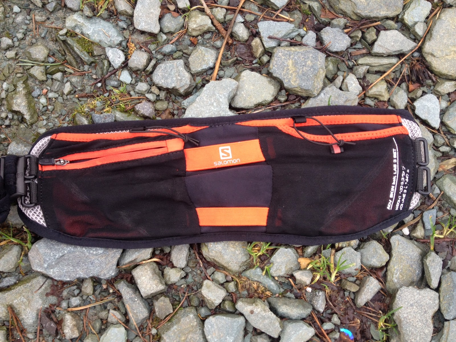 Review: Salomon S-Lab Advanced Skin M Belt Set