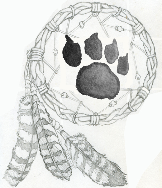 Dream Catcher Coloring Pages Printable