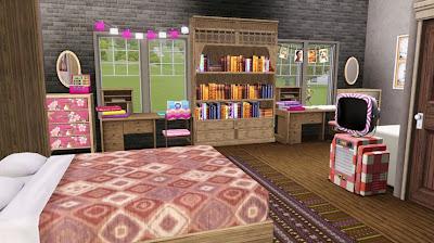 My Sims 3 Blog College Street Dorm By Bangsain